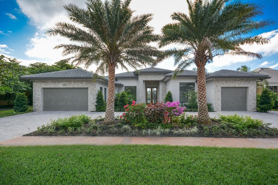 Single Family Home for Sale at 7428 Fenwick Place Boca Raton, Florida 33496 United States