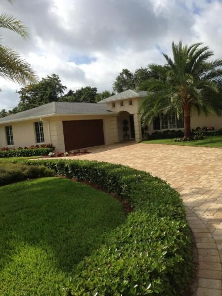 Single Family Home for Rent at 2512 Oak Drive 2512 Oak Drive Palm Beach Gardens, Florida 33410 United States