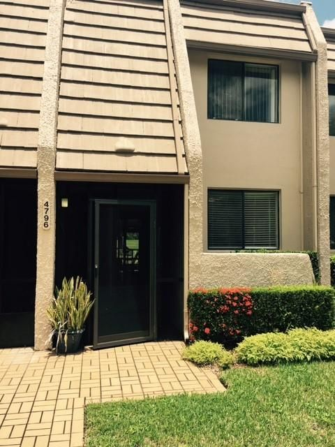 Condominium for Rent at 4796 Esedra Court 4796 Esedra Court Lake Worth, Florida 33467 United States
