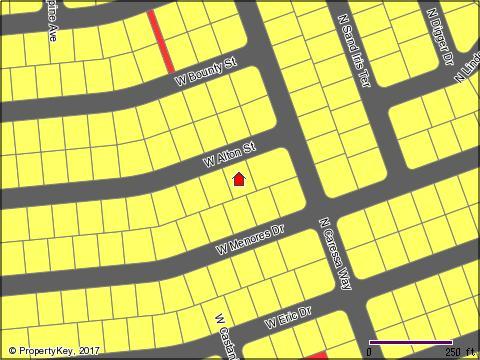 Casa Unifamiliar por un Venta en 2394 W Alton Street 2394 W Alton Street Citrus Springs, Florida 34434 Estados Unidos