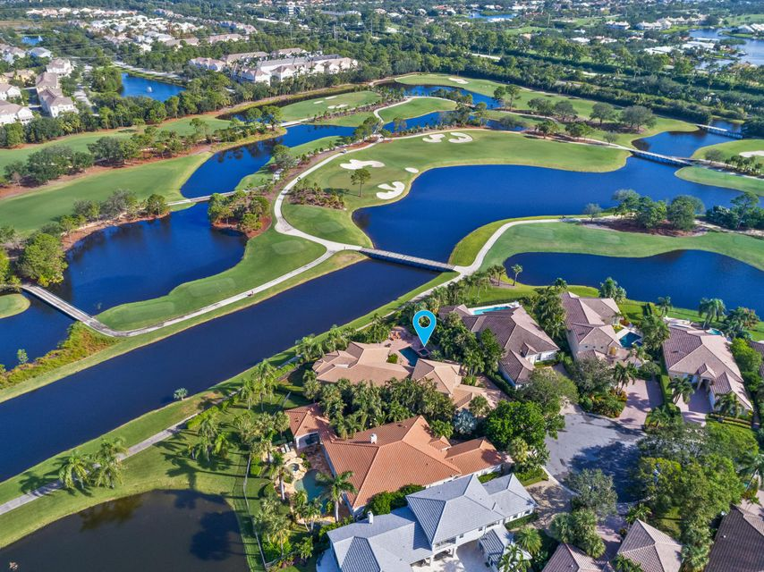 Single Family Home for Sale at 188 Golf Village Boulevard 188 Golf Village Boulevard Jupiter, Florida 33458 United States