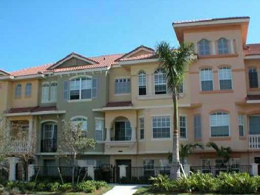 Townhouse for Rent at 2723 Ravella Way 2723 Ravella Way Palm Beach Gardens, Florida 33410 United States