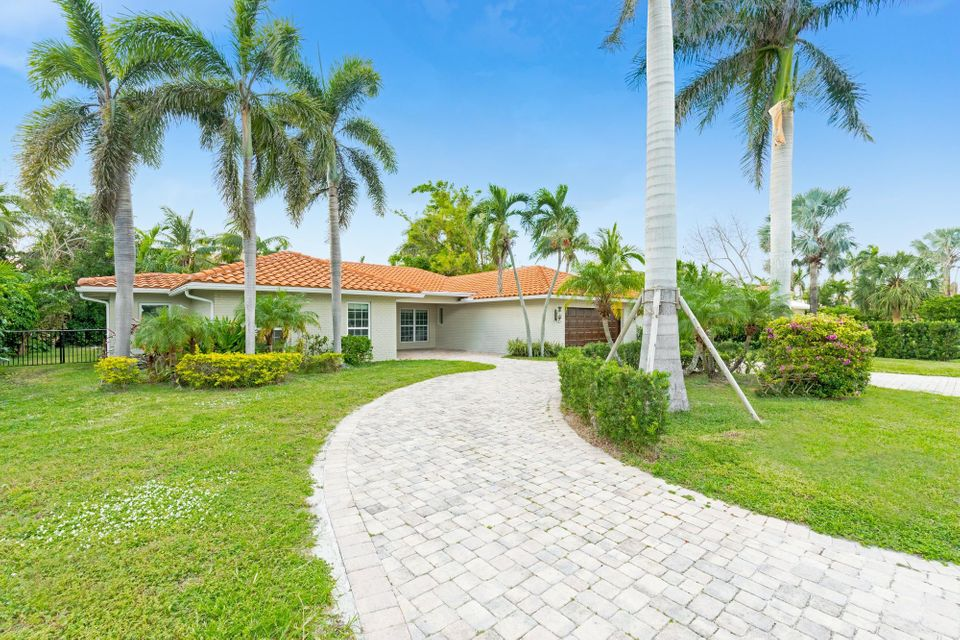 Single Family Home for Rent at 2199 Date Palm Road 2199 Date Palm Road Boca Raton, Florida 33432 United States