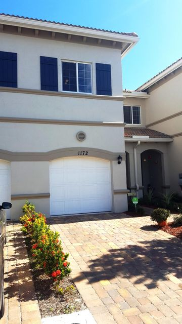 Townhouse for Sale at 1172 Sepia Lane 1172 Sepia Lane Lake Worth, Florida 33461 United States