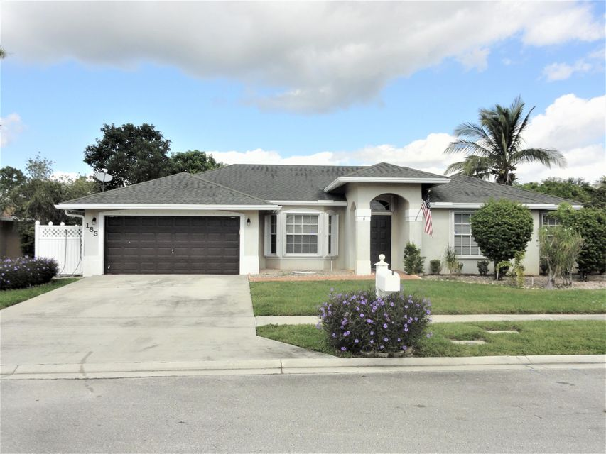 185 Monterey Way  Royal Palm Beach FL 33411