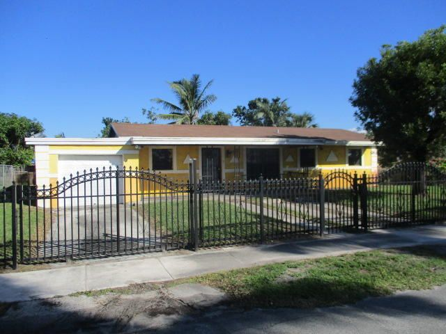 Home for sale in CAROL CITY GDNS 1ST ADDN Miami Gardens Florida