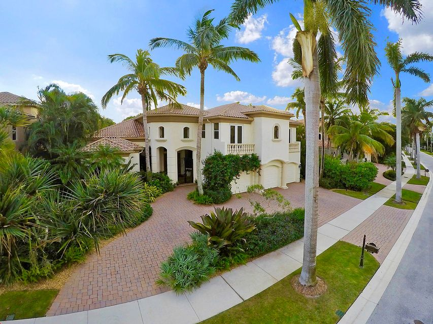 Single Family Home for Sale at 134 Via Verde Way Palm Beach Gardens, Florida 33418 United States