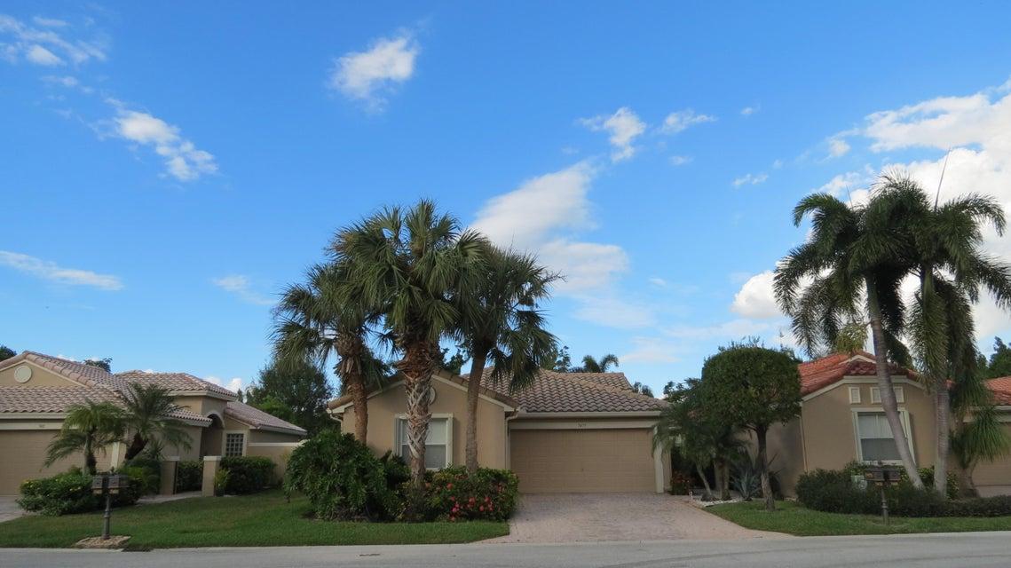 Cascades home 7475 Chorale Road Boynton Beach FL 33437
