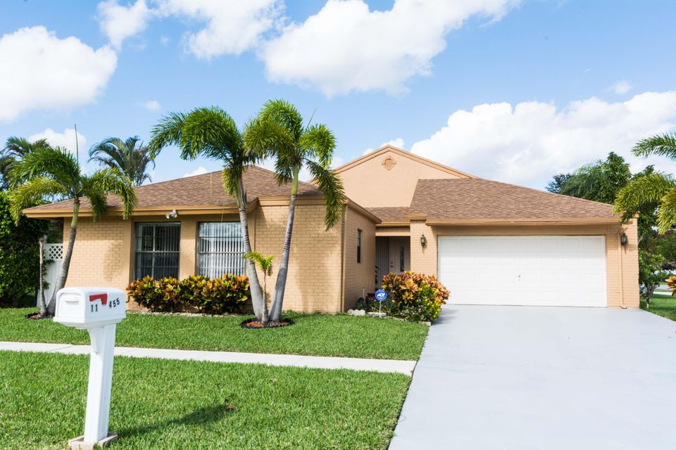 11455 Whisper Sound Drive - Boca Raton, Florida