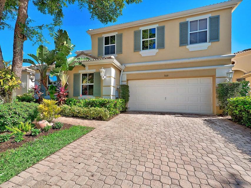 309 Sunset Bay Lane  Palm Beach Gardens FL 33418