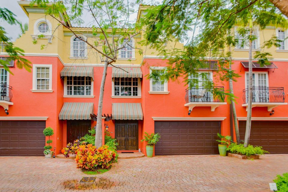 Townhouse for Sale at 1839 NE 26th Avenue 1839 NE 26th Avenue Fort Lauderdale, Florida 33305 United States