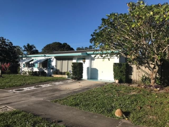 Home for sale in LAKE OSBORNE HEIGHTS Lake Worth Florida