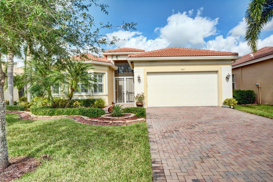 9047 Grayson Court  Boynton Beach FL 33473