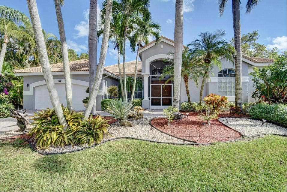 Single Family Home for Rent at 7831 Bridlington Drive 7831 Bridlington Drive Boynton Beach, Florida 33472 United States