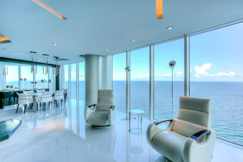 Condominio por un Venta en 2711 S Ocean Drive # 2805 2711 S Ocean Drive # 2805 Hollywood, Florida 33019 Estados Unidos