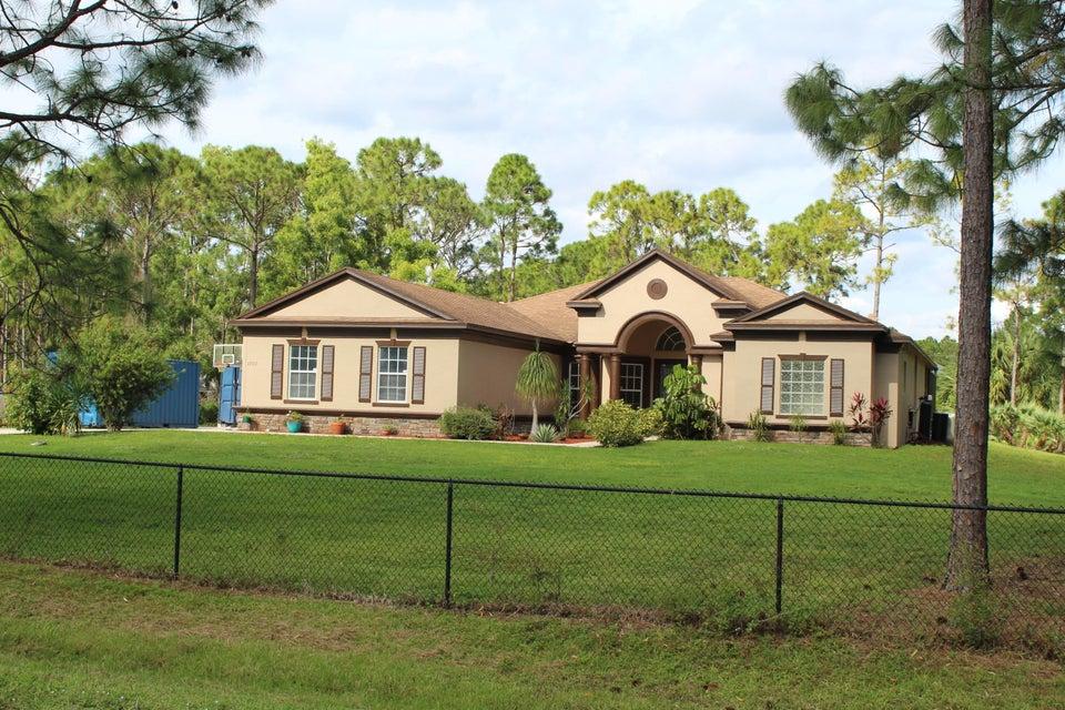 Home for sale in Acreage,Loxahatchee Loxahatchee Florida