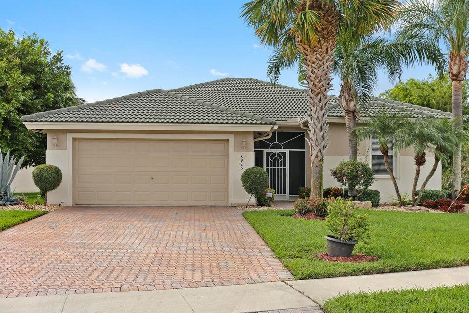 Venetian Isles home 8925 Via Tuscany Drive Boynton Beach FL 33472