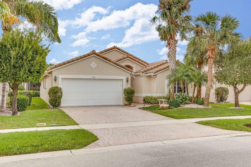 Cascades home 7394 Haviland Circle Boynton Beach FL 33437