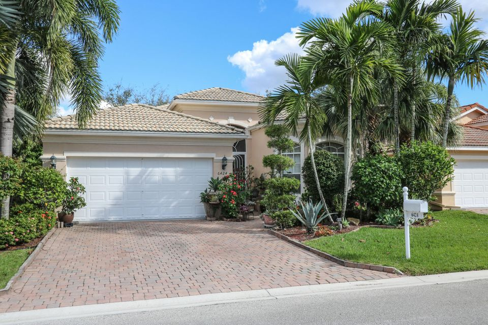 6424 Via Primo Street  Lake Worth, FL 33467