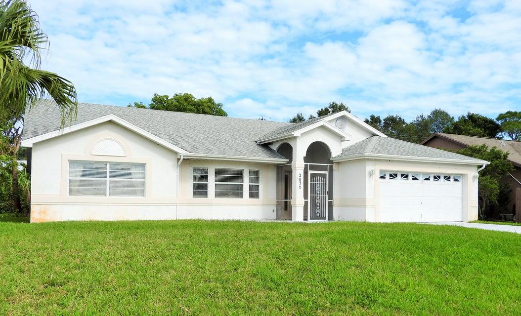 2837 SE Eagle Drive  Port Saint Lucie FL 34984