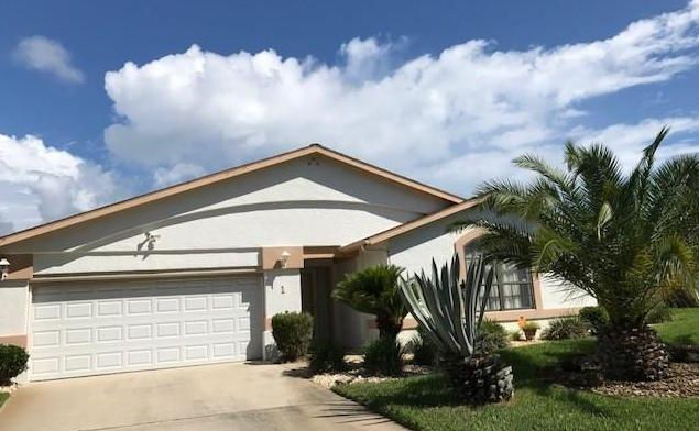 Single Family Home for Sale at 1 Coconut Court 1 Coconut Court Palm Coast, Florida 32137 United States