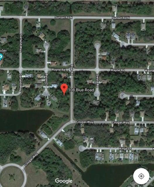 Casa Unifamiliar por un Venta en 108 Blue Road 108 Blue Road Rotonda West, Florida 33947 Estados Unidos