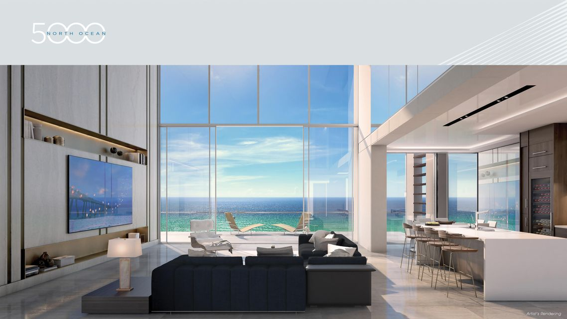 Condominium for Sale at 5000 N Ocean Drive # 1902 Riviera Beach, Florida 33404 United States