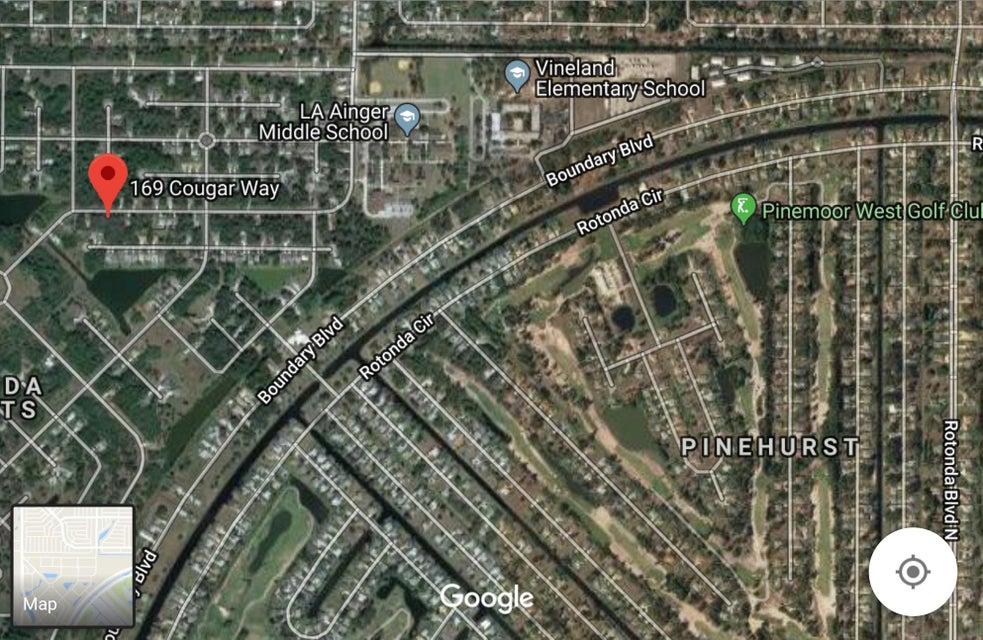 Casa Unifamiliar por un Venta en 169 Cougar Way 169 Cougar Way Rotonda West, Florida 33947 Estados Unidos