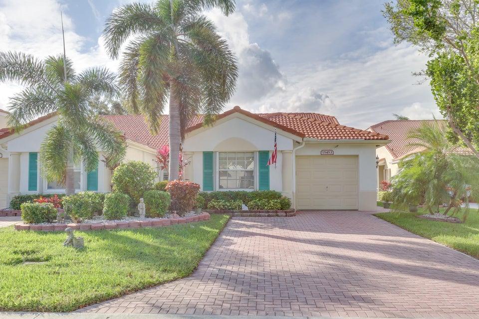 Villa for Sale at 15453 Lake Gardenia Place 15453 Lake Gardenia Place Delray Beach, Florida 33484 United States