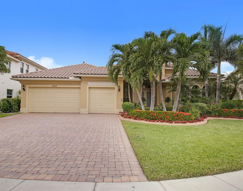 3317 Lago De Talavera  Wellington, FL 33467 photo 1