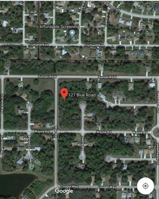 Casa Unifamiliar por un Venta en 127/129 Blue Road 127/129 Blue Road Rotonda West, Florida 33947 Estados Unidos
