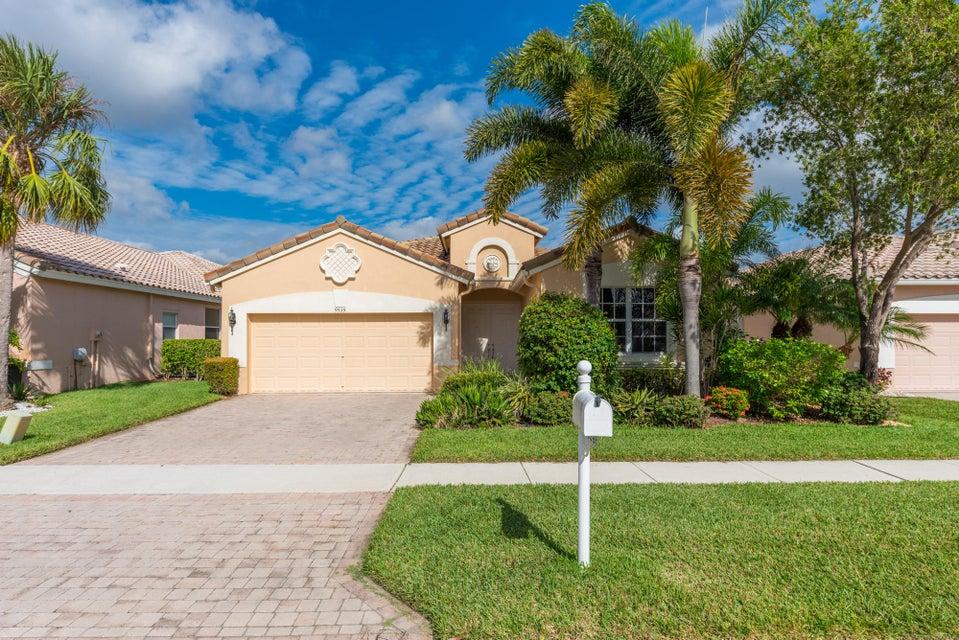 Bellaggio home 9939 Mantova Drive Lake Worth FL 33467