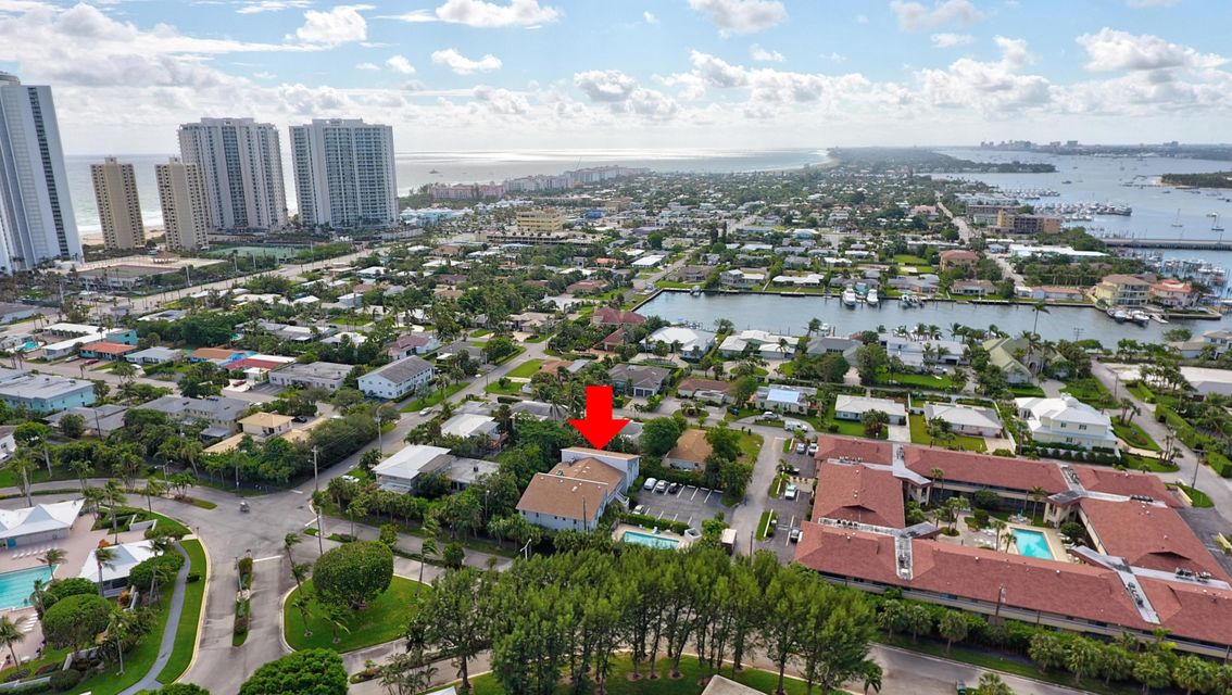 Home for sale in SURF WAY CONDO Singer Island Florida
