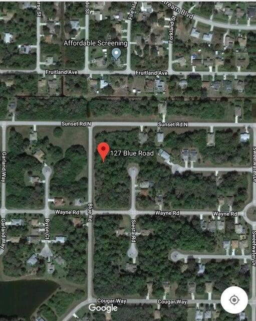 Casa Unifamiliar por un Venta en 127 Blue Road 127 Blue Road Rotonda West, Florida 33947 Estados Unidos