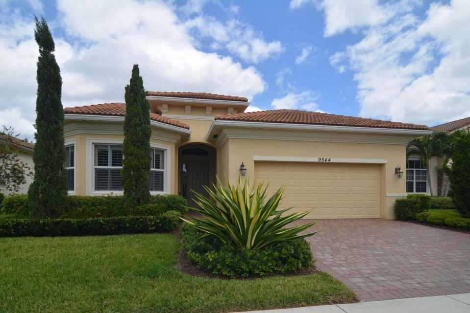Single Family Home for Rent at 9544 SW Nuova Way 9544 SW Nuova Way St. Lucie West, Florida 34986 United States