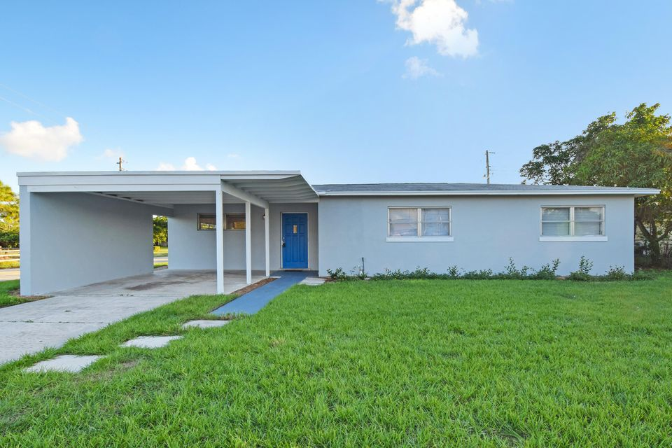 Home for sale in DOLAN SUB Lantana Florida