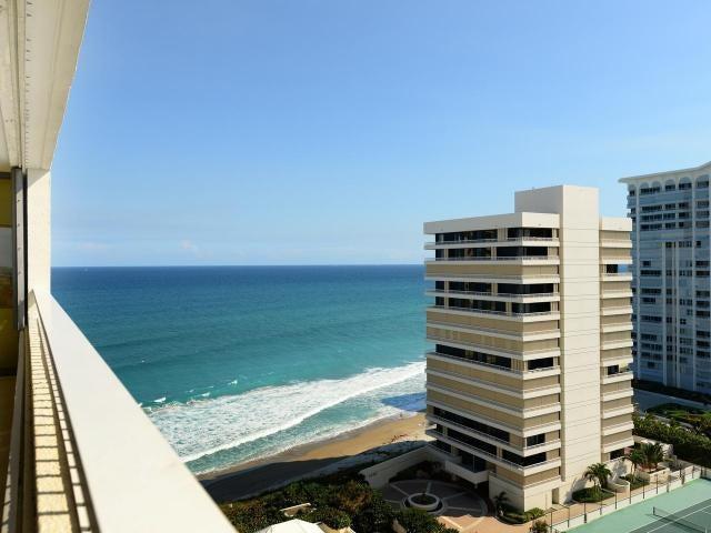 Condominium for Sale at 5280 N Ocean Drive # 12E 5280 N Ocean Drive # 12E Singer Island, Florida 33404 United States