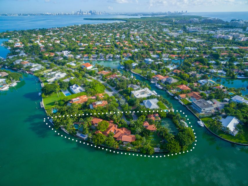 Single Family Home for Sale at 960 Harbor Drive 960 Harbor Drive Key Biscayne, Florida 33149 United States
