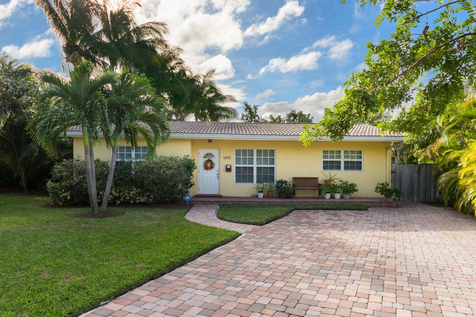 1495 NE 4th Avenue  Boca Raton FL 33432