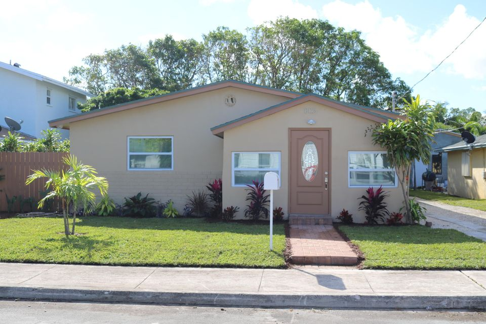 Home for sale in OSBORNE ADD AMND Lake Worth Florida