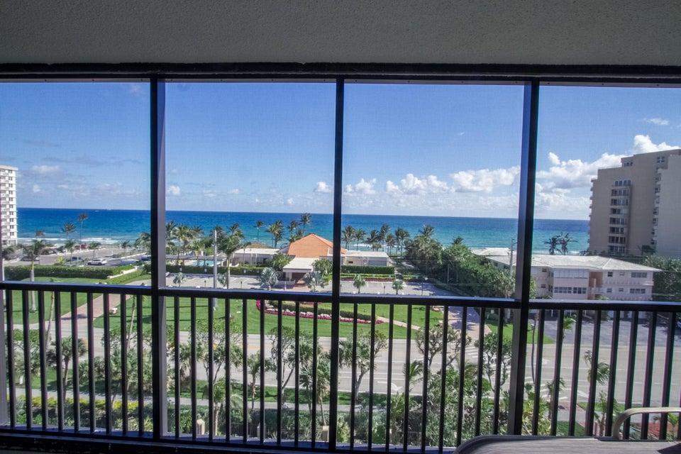 3400 S Ocean Boulevard 7 B  Highland Beach FL 33487