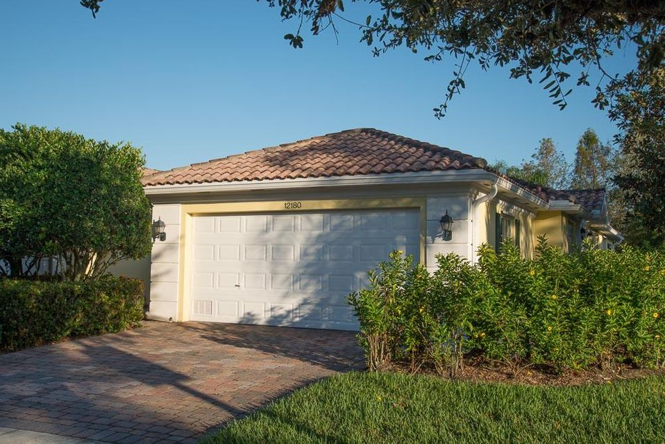 Villa for Sale at 12180 SW Elsinore Drive 12180 SW Elsinore Drive Port St. Lucie, Florida 34987 United States