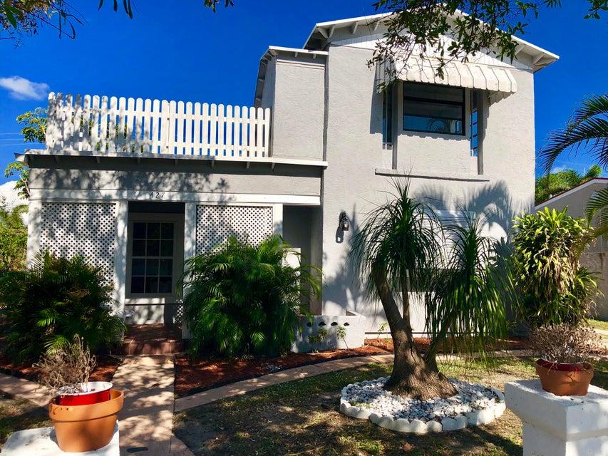 427 Maddock Street  West Palm Beach, FL 33405