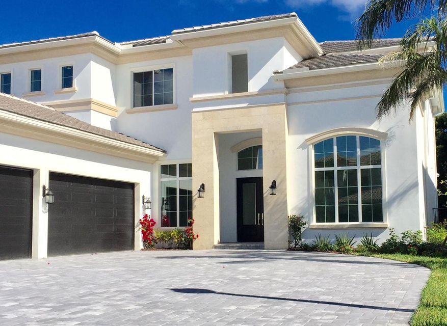 Single Family Home for Sale at 17776 Key Vista Way Boca Raton, Florida 33496 United States