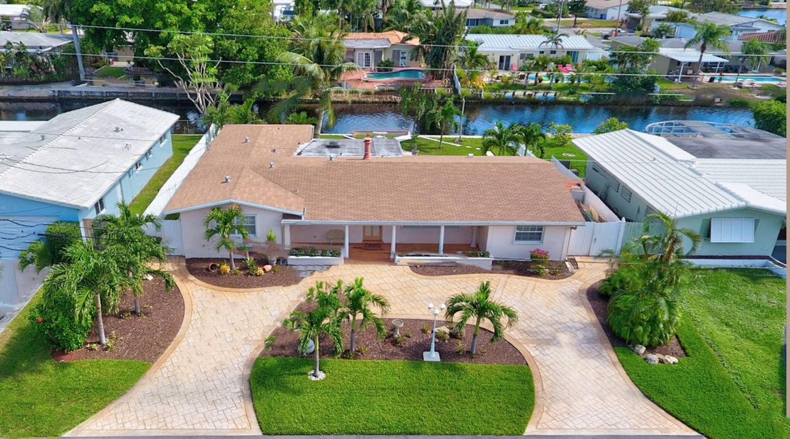 Home for sale in CORAL HEIGHTS SEC 2 Oakland Park Florida