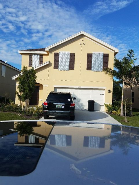 Single Family Home for Sale at 4989 Haverhill Pointe Dr 4989 Haverhill Pointe Dr Haverhill, Florida 33415 United States