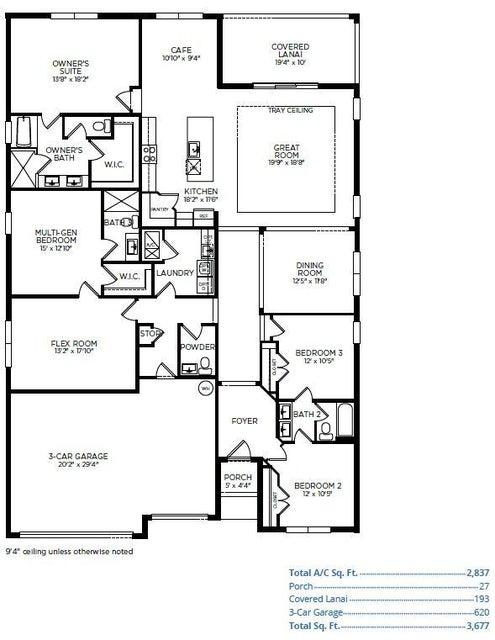Additional photo for property listing at 7326 SW Kantner Drive 7326 SW Kantner Drive Stuart, Флорида 34997 Соединенные Штаты