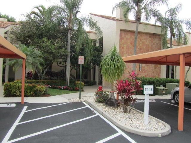 7448 La Paz Place 204  Boca Raton FL 33433