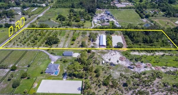 Agricultural Land for Sale at 3700 D Road 3700 D Road Loxahatchee Groves, Florida 33470 United States