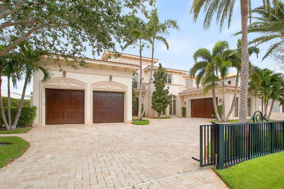 Single Family Home for Sale at 237 W Alexander Palm Road Boca Raton, Florida 33432 United States